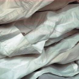 Kattun Weiß, 10 kg