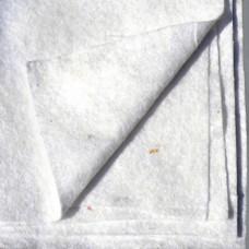 Vlies Weiß WU, 10 kg
