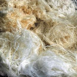Putzwolle Weiß, 30 kg