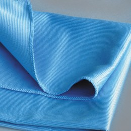Microfaser Fenstertuch, 40 x 40 cm, blau, 20 Stück