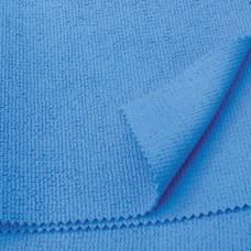 Microfasertuch MPU, mit PU-Beschichtung, 35 x 40 cm, blau, 10 Stück/VE